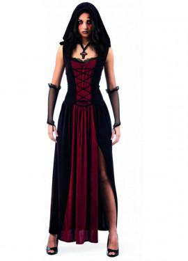 Disfraz de Neogótica Medieval Deluxe para mujer