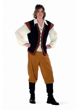 Disfraz de Campesino Medieval para hombre