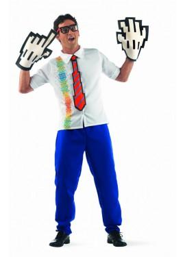 Disfraz de Pixelado Deluxe para hombre