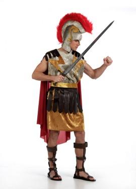 Disfraz de Romano Maximo Deluxe para hombre