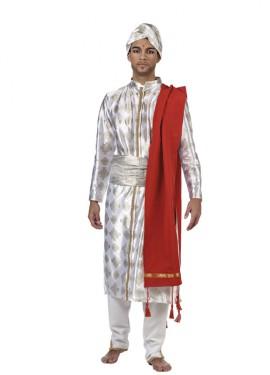 Disfraz de Hindú Bollywood Deluxe para hombre