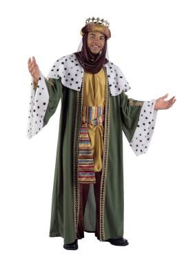 Disfraz de Rey Mago Baltasar - Traje de Rey Mago