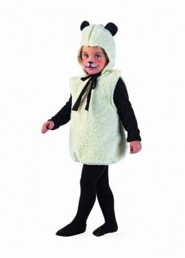 Déguisement de Petit Mouton pour enfants. Plusieurs tailles