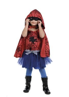 Disfraz Spider Girl para Niña