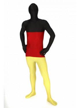 MORPHSUIT modelo Bandera de Alemania adultos