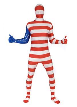 MORPHSUIT modelo Bandera de USA adultos