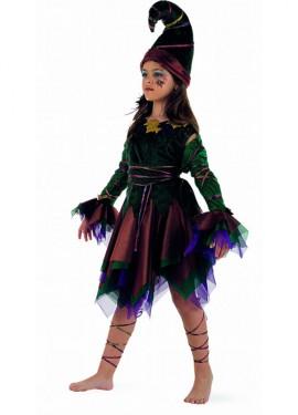 Disfraz Duende o Elfa para niñas