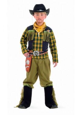 Disfraz de Vaquero Bandido niño