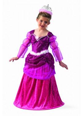 Déguisement Princesse Enchantée Deluxe pour enfants