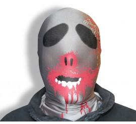 Máscara MORPHSUIT modelo Zombie