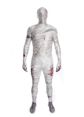 Disfraz MORPHSUIT modelo Momia de adultos