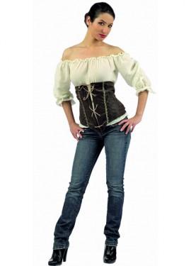 Camisa y Corpiño Deluxe para mujer