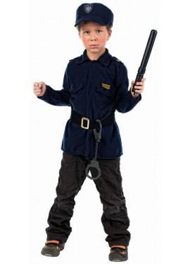 Disfraz de Policia para niños