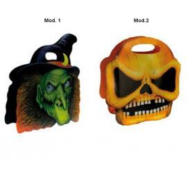 Bolsa recoge caramelos para Halloween 2 surtidos