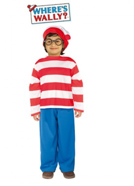 Disfraz de Wally para niños