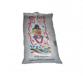 Saco Confeti de 10 kg. para Cabalgatas y Carnaval