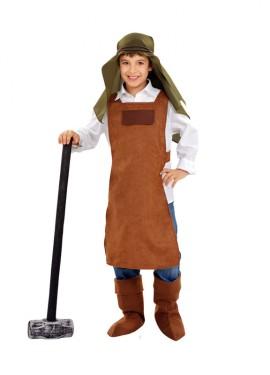 Disfraz de Herrero para niños