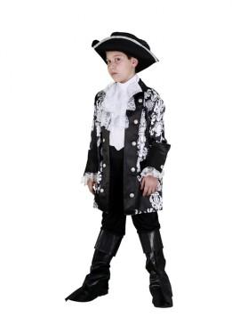 Déguisement Garçon Pirate Dandy enfants plusieurs tailles