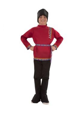 Disfraz de Ruso para niños