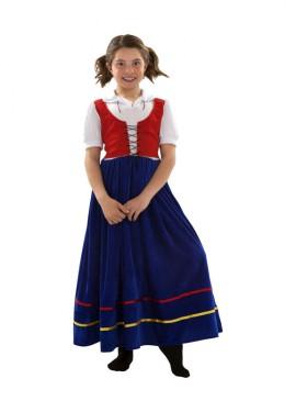 Déguisement Vénitienne Médiévale pour enfants plusieurs tailles