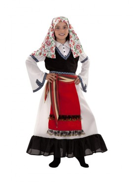 Disfraz de Griega para niñas