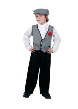 Disfraz de Madrileño para niños