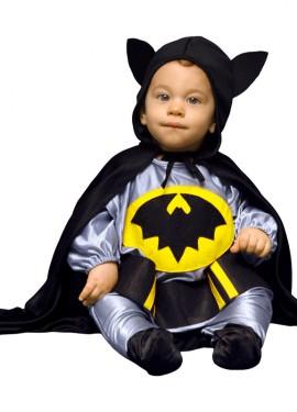 Disfraz  Super Murciélago para Bebés de 6-12 meses