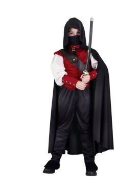 Disfraz de Halcón Rojo para niños