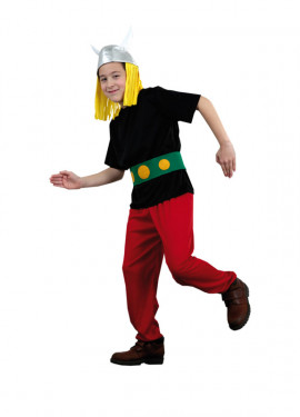 Déguisement Asterix Carnaval pour enfants plusieurs tailles