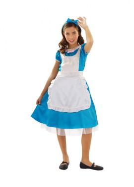 Disfraz de Alicia para niñas