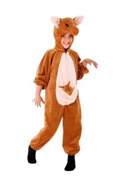 Disfraz para niños de Canguro