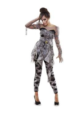 Disfraz de Momia para Halloween de mujer talla M-L