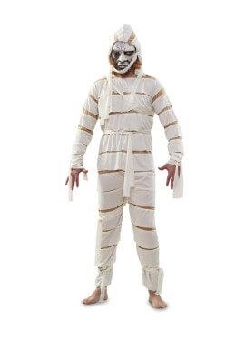 Mummia costume per uomo Halloween taglia ml