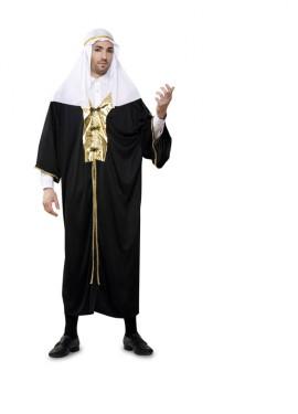 Disfraz de Jeque Árabe para hombre talla M-L