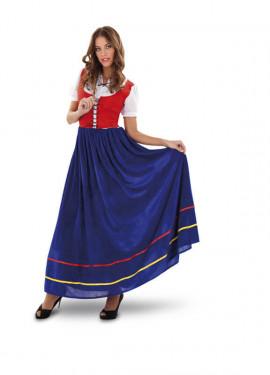 Disfraz de Veneciana para mujer talla M-L