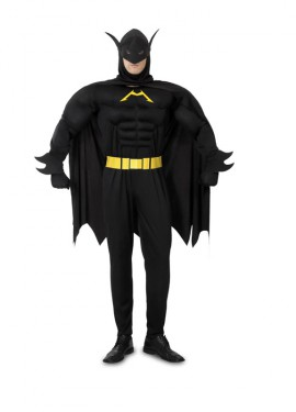 Disfraz de Murciélago Musculoso para hombres