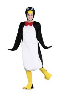 Disfraz de Pingüino para hombre talla M-L