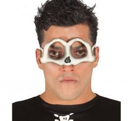 Gafas Calavera blancas