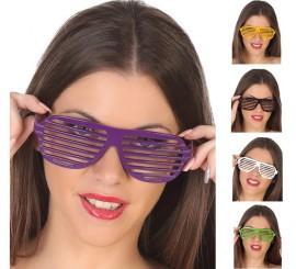 Gafas con Barrotes en 5 colores