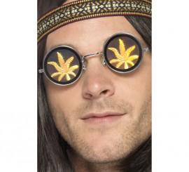 Gafas con Hologramas de Marihuana