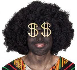 Gafas con Símbolo del Dólar