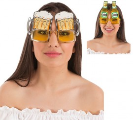 Gafas de Cerveza en 2 modelos