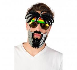 Gafas de Jamaicano para adultos