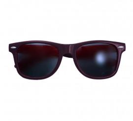 Gafas estilo Años 80 negras