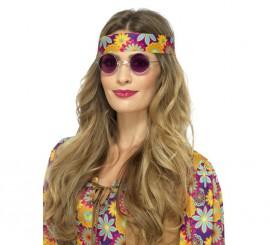 Gafas Hippies Moradas