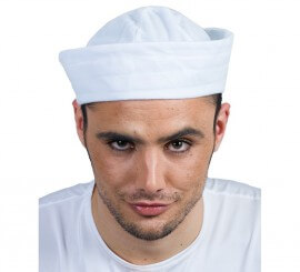 Gorra de Marinero Blanca