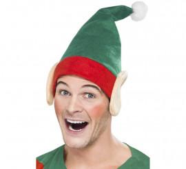 Gorro de Elfo con Orejas