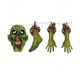Guirnalda de Zombie 150 Cm