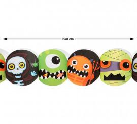 Guirnalda para Halloween 240 cm