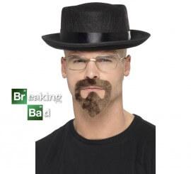 Kit de Heisenberg Breaking Bad: Gafas, gorro y perilla